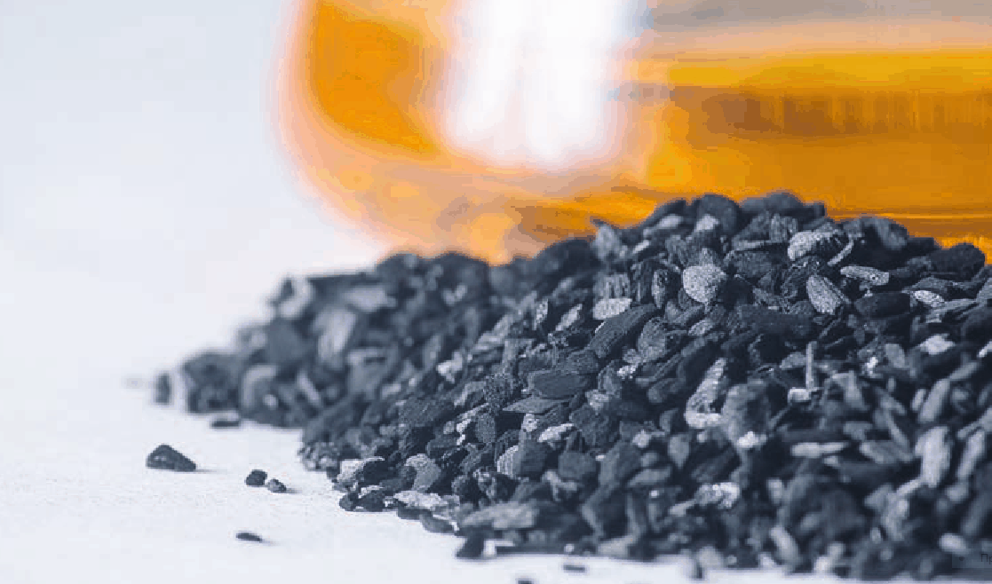 разновидности активных углей