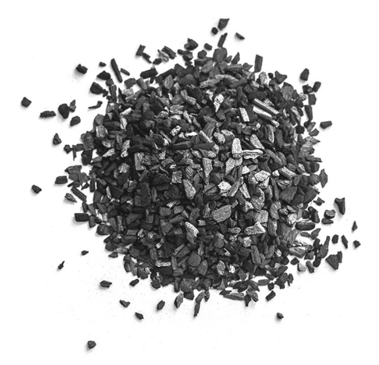 дробленые угли
